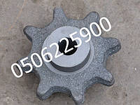 Звездочка ОВИ 05.101 Z-8 t=38.0 ОВС