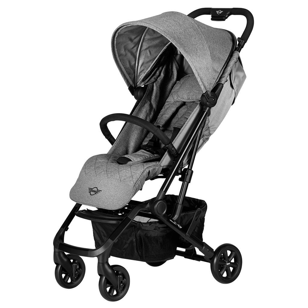 Прогулочная коляска EasyWalker Mini Buggy XS Soho Grey