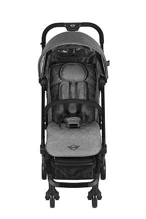 Прогулочная коляска EasyWalker Mini Buggy XS Soho Grey, фото 2