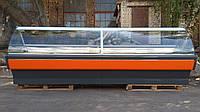 Витрина холодильная Arneg 4 бу. витрина гастрономическая бу., фото 1