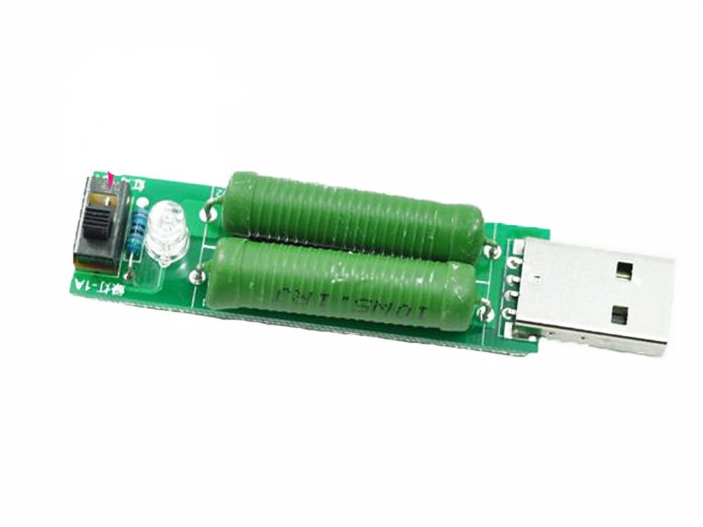 Нагрузка для USB тестер KCX-017 1А-2А