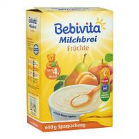 Bebivita  Milchbrei Frucht Sparpackung - Каша молочная+фруктовая после 4-го месяца 600 г
