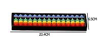 Соробан Soroban Абакус Abacus Японские счеты (15 рядов )