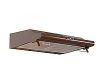 Вытяжка кухонная плоская BORGIO BHW 60 brown