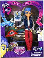Флэш Сентри кукла Май литл пони эквестрия герлз, My Little Pony Equestria Girls Friendship Games Flash Sentry