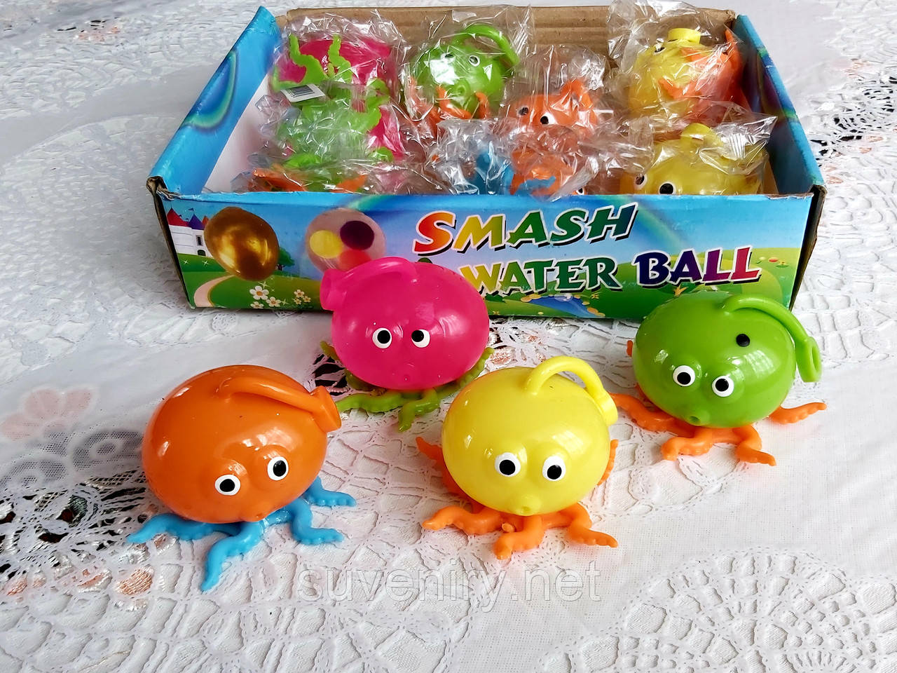 Детские лизуны игрушки