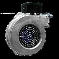 Вентилятор для котла Elmotech VFS-120-2E-B-1 (77W, Короткий фланец) нагнетательный