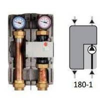 Насосная группа Afriso PrimoTherm 180-1 прямой подачи Wilo Stratos Para 30/1-7  (арт. 77551)