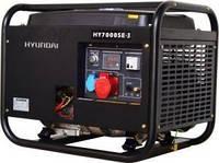 Генератор бензиновий Hyundai HY 7000SE-3