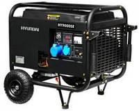 Генератор бензиновий Hyundai HY 9000SE