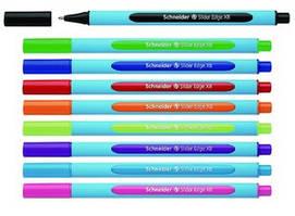 """Ручка шариковая """"Slider Edge"""" Schneider, масляная S152003"""