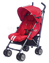 Коляска трость Easywalker MINI Buggy FIREBALL RED