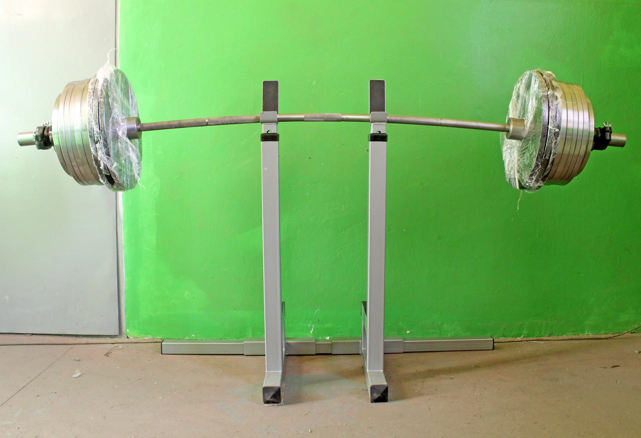 Гриф для штанги UA MK-3501 олимпийский 2,2 м (до 350 кг)