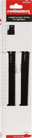 Сабельное пильное полотно по дереву S486OD Haisser, фото 2
