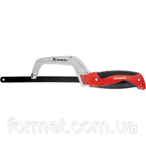 Ножівка по металу mini 250мм MTX, фото 2