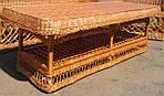 Как правильно выбрать плетеного стола?