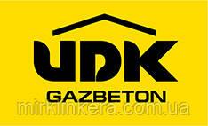 Газоблок UDK (ЮДК) 600*200*300