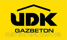 Газоблок UDK (ЮДК) 600*200*300, фото 2