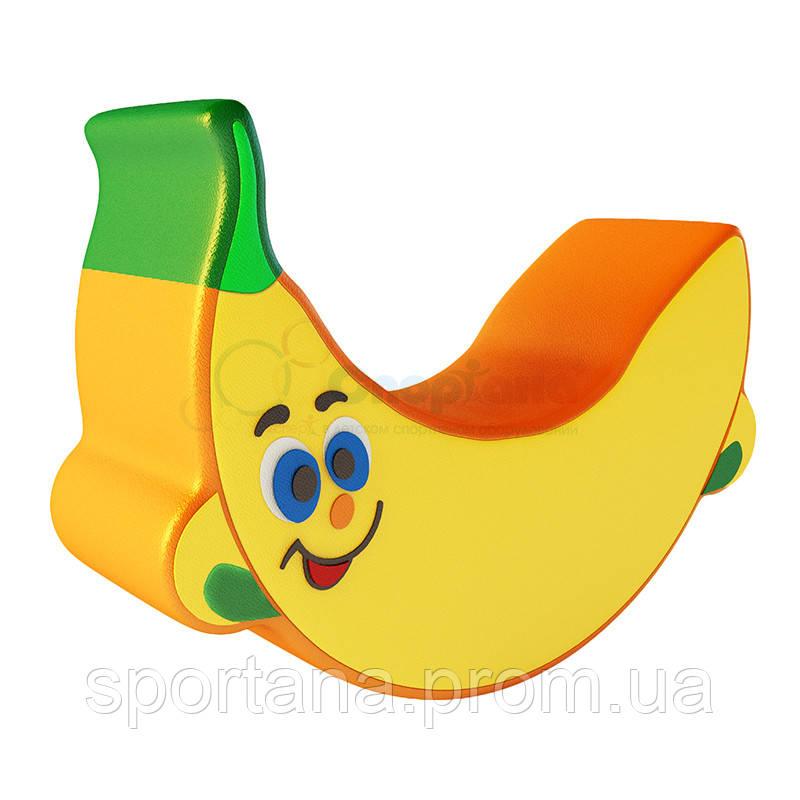 """Детская качалка """"Банан"""""""