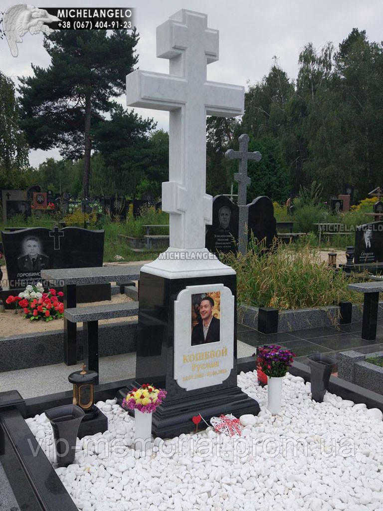 Крест на могилу Кр-63