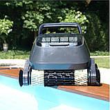 Робот–пилосос AquaViva 7320 Black Pearl (додаткові щітки для очищення кутів), фото 3