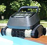 Робот–пилосос AquaViva 7320 Black Pearl (додаткові щітки для очищення кутів), фото 7