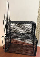 Мишоловка-клітка металічна / Крысоловка-клетка металлическая