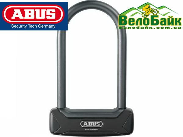Велозамок ABUS 640/135HB150 Granit Plus Black чорний (397028)