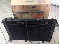 Радиатор вод. охлажд. ГАЗ-2217,СОБОЛЬ (2-х рядн.) (пр-во ШААЗ)