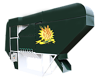 Сепаратор зерна с циклонно-осадочным комлексом ИСМ - 15