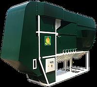 Сепаратор зерна с циклонно-осадочным комплексом ИСМ - 50, фото 1