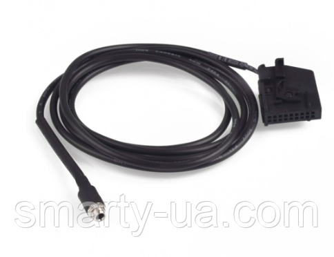 AUX Кабель-адаптер - Мама  для Mercedes Benz CLK SL SLK w168 w202 w203 w208 w209 w211 w461 w463 w164