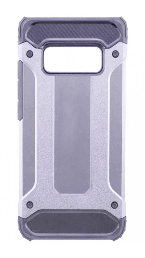 Чехол накладка Spigen (HC) для Samsung Galaxy S10 противоударные Серебристый (974397)