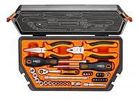 Набор инструментов Neo Tools 33 ед. 08-631
