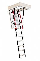 Чердачная лестница OMAN Polar Plus 120x70 h280см, фото 1