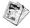 Тент армированный Bradas прозрачный LENO CRISTAL 100 гр/м2, 3х3 м PLC1003/3