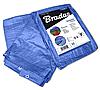 Тент водонепроницаемый Bradas BLUE 60 гр/м2, 3x4 м PL3/4