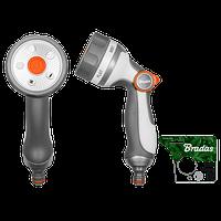 Пистолет для полива Bradas SMOOTH CONTROL, 5 режимов, WHITE LINE WL-EN55M