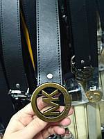 Кожаный ремень (копия).