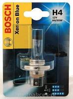 Галогенная  лампа дальнего света H4 12V 65W  Renault Trafic 2001>+Master II 2000> Германия Bocsh 1 987 302 045