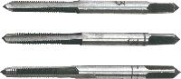 Метчик 14A208 Topex M8 набор из 3 шт.