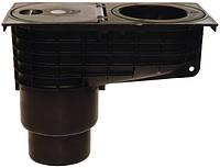 Дождеприемник (трап) HL660E с вертикальным выпуском DN 110/125
