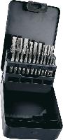Метчики 14A430 Topex набор из 21 шт. в металлическом кейсе