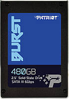 Patriot Memory Burst 480 GB (PBU480GS25SSDR)