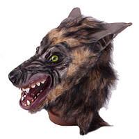 Маска Волк страшный