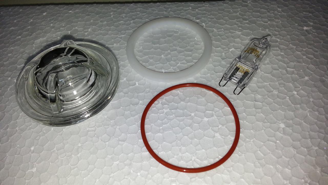 Плафон с лампой KVT1195 для печи Unox XB, XV, XF / XFT133-135-193-195 и др.