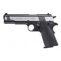 Пневматический пистолет Umarex Colt Government M1911 A1 Dark OPS, фото 1