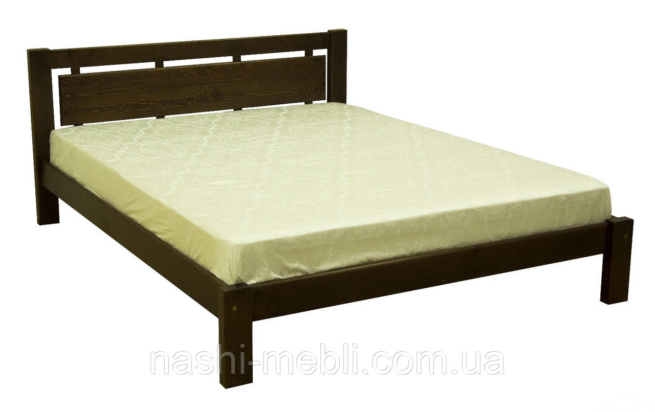 Двоспальне ліжко Л-210