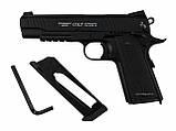 Пневматичний пістолет Umarex Colt M45 CQBP, фото 2