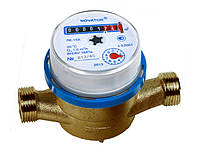 Новатор Novator cчетчики холодной  воды Ду 15 ЛК-15 Украина